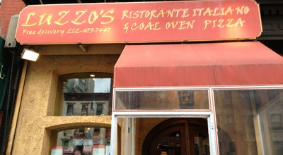 Photo of Other Venue Luzzo's Ristorante Italiano & Pizza at 213 1st Ave, New York, NY 10003, United States
