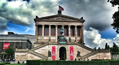 Photo of Art Museum Alte Nationalgalerie at Bodestr. 1-3, Berlin 10178, Germany