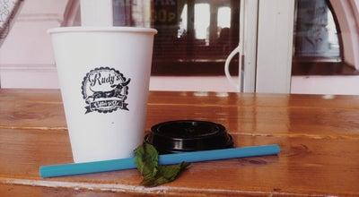 Photo of Coffee Shop Rudy's Coffee to Go at Литейный Просп., 47, Санкт-Петербург, Russia