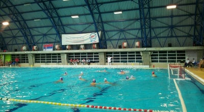 "Photo of Pool Bazen ""Slana bara"" at Sentandrejski Put Bb, Novi Sad 21000, Serbia"