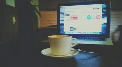Photo of Coffee Shop Кофеin/Coffeein at Вул. І. Франка 26/1, Ukraine