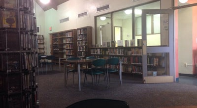 Photo of Library Coconut Grove Branch Library - Miami-Dade Public Library System at 2875 Mcfarlane Rd, Miami, FL 33133, United States