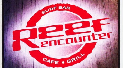 Photo of Cafe Reef Encounter at 42 Sea Rd, Bournemouth BH5 1BQ, United Kingdom