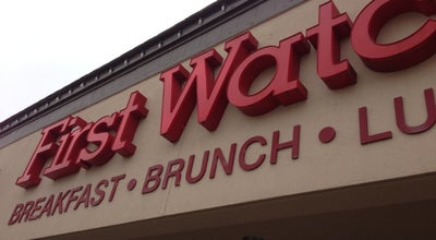 Photo of Breakfast Spot First Watch at 8178 S Lewis Ave #a, Tulsa, OK 74137, United States