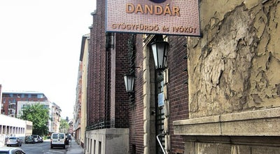 Photo of Spa Dandár Gyógyfürdő at Dandár U. 3., Budapest 1095, Hungary