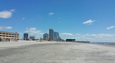 Photo of Beach Atlantic City Ocean Front at 1319 Boardwalk, Atlantic City, NJ 08401, United States
