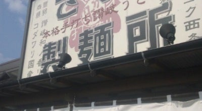 Photo of Ramen / Noodle House さくら製麺所 at 朔日市280-4, 西条市 793-0027, Japan