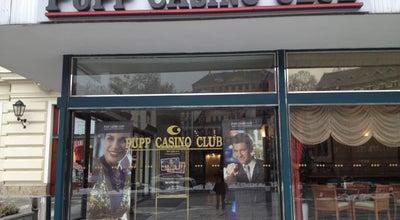 Photo of Casino Pupp Casino Club at Mírové Náměstí 2, Karlovy Vary 36001, Czech Republic