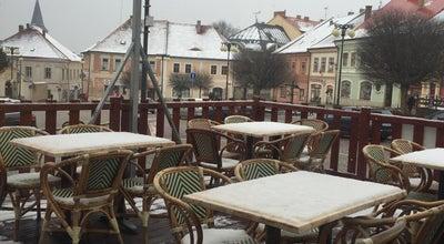 Photo of Cafe Café Lavande at Palackeho Namesti, Kutná Hora, Czech Republic