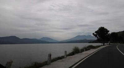 Photo of Lake Singkarak Lake at Kabupaten Solok, Indonesia