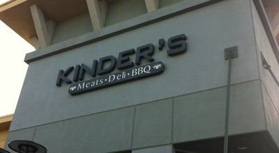 Photo of BBQ Joint Kinder's at 43761 Boscell Rd, Fremont, CA 94538, United States
