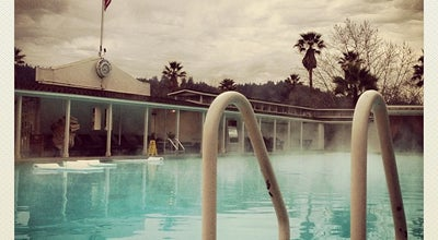 Photo of Spa Indian Springs Resort & Spa at 1712 Lincoln Ave, Calistoga, CA 94515, United States