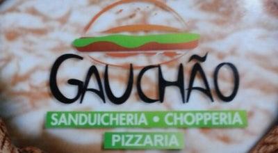 Photo of Burger Joint Gauchão at Av. Francisco Fraga Maia, Feira de Santana, Brazil