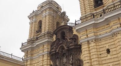 Photo of Historic Site Iglesia san Francisco at Lima, Peru