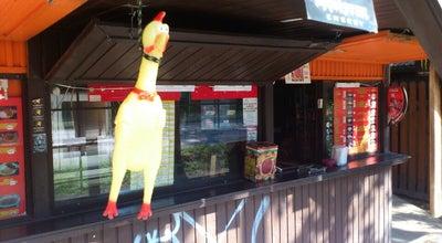 Photo of Burger Joint Pipi-tér falatozó at Temesvári Krt. 44., Szeged 6726, Hungary