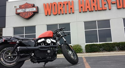 Photo of Motorcycle Shop Worth Harley Davidson North at 9400 Nw Prairie View Rd, Kansas City, MO 64153, United States