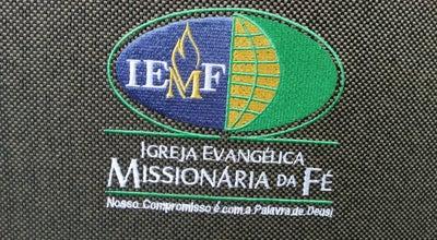 Photo of Church Igreja Evangélica Missionária da Fé at Rua Olavo Ramos, 971, Guarani, Vitória da Conquista, Brazil
