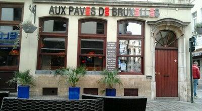 Photo of Steakhouse Aux Pavés de Bruxelles at Kaasmarkt 1 Rue Du Marché Aux Fromages, Bruxelles / Brussel 1000, Belgium