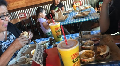 Photo of BBQ Joint dickey's barbeque pit at 1125 W Rancho Vista Blvd, Palmdale, CA 93551, United States