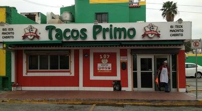 Photo of Taco Place Tacos Primo at Martín De Zavala 107, Monterrey 64000, Mexico