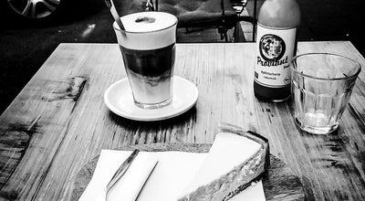 Photo of Cafe Geschnitten Brot at Alteburger Straße 28, Köln 50678, Germany