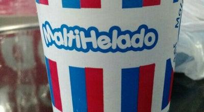 Photo of Ice Cream Shop Maltihelado at Calle 153, Bogotá, Colombia