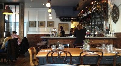 Photo of Italian Restaurant Aita at 132 Greene Ave, Brooklyn, NY 11238, United States
