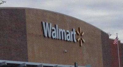 Photo of Big Box Store Walmart Supercenter at 174 Passaic St, Garfield, NJ 07026, United States