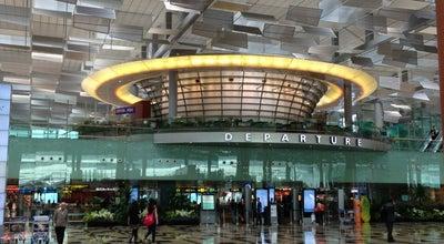 Photo of Airport Terminal Changi Airport Terminal 3 at 75 Airport Boulevard, Singapore 819643, Singapore