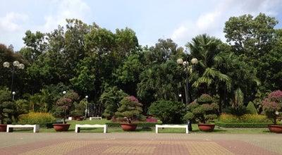 Photo of Park Công viên Gia Định (Gia Dinh Park) at Hoàng Minh Giám St., Ho Chi Minh City, Vietnam