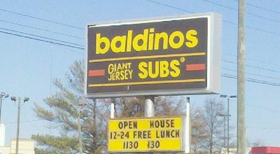 Photo of Sandwich Place Baldino's Giant Jersey Subs at 5697 Buford Hwy Ne, Doraville, GA 30340, United States