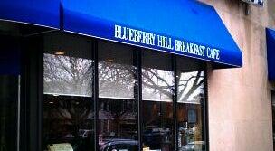 Photo of Breakfast Spot Blueberry Hill Breakfast Cafe at 49 S La Grange Rd, La Grange, IL 60525, United States