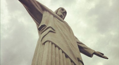 Photo of Outdoor Sculpture Cristo Redentor at Estr. Do Corcovado, S/n, Rio de Janeiro 20531-540, Brazil