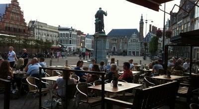 Photo of Bar Café Studio at Grote Markt 25, Haarlem 2011 RC, Netherlands