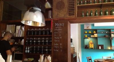 Photo of Coffee Shop Espressobaren Sorelle at Fridhemsgatan 15, Stockholm 112 40, Sweden