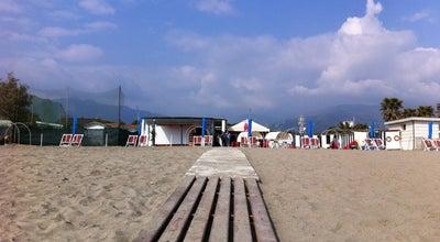 Photo of Beach Conca D'Oro Beach at Massa, Italy