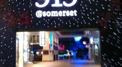 Photo of Mall 313@somerset at 313 Orchard Road, Singapore 238895, Singapore