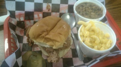 Photo of BBQ Joint River City BBQ at 1366 N Eufaula Ave, Eufaula, AL 36027, United States