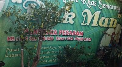 """Photo of Arcade Soto Ayam Khas Semarang """"Pak Man"""" at Jl. Pamularsih, Semarang, Indonesia"""