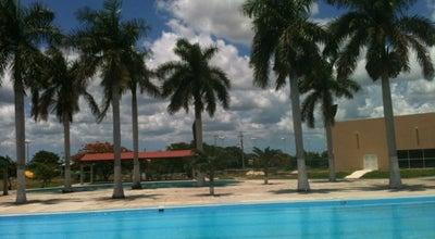 Photo of Pool Unidad Deportiva De Telefonistas at Merida, Mexico
