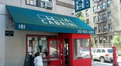 Photo of New American Restaurant 181 Cabrini at 854 W 181st St, New York, NY 10033, United States