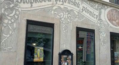 Photo of Pub Stopkova Plzeňská Pivnice at Česká 163/5, Brno 602 00, Czech Republic
