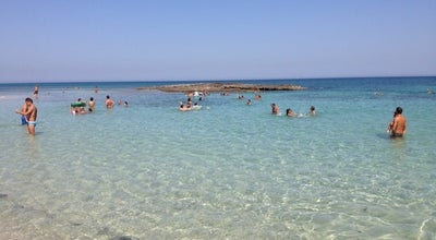 Photo of Beach Area Marina Protetta di Torre Guaceto at Carovigno 72012, Italy