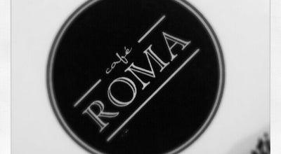 Photo of Italian Restaurant Café Roma at 220 N Ocoee St, Cleveland, TN 37311, United States