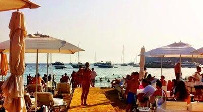 Photo of Beach Bar Blue Marlin at Cala Jondal Beach, Sant Josep de Sa Talaia 07830, Spain