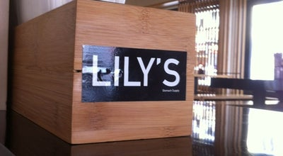Photo of Asian Restaurant Lily's Stomach Supply at Langstr. 197, Zürich 8005, Switzerland