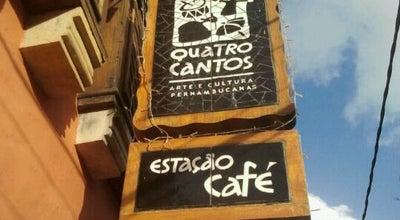 Photo of Cafe Estação Café at Rua Prudente De Morais, 440, Carmo, Olinda 52041-730, Brazil