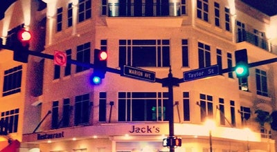 Photo of Bar Jack's Restaurant at 201 W Marion Ave, Punta Gorda, FL 33950, United States