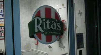 Photo of Ice Cream Shop Rita's at 1308 The Plaza, Charlotte, NC 28205, United States