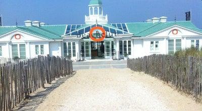 Photo of Beach Bar Beachclub O. at Koningin Wilhelmina Boulevard 106, Noordwijk zh 2202 GW, Netherlands